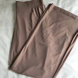 IMAN Pants & Jumpsuits - Iman palazzo pants🌟 golden color✨ comfy ⚡️ large